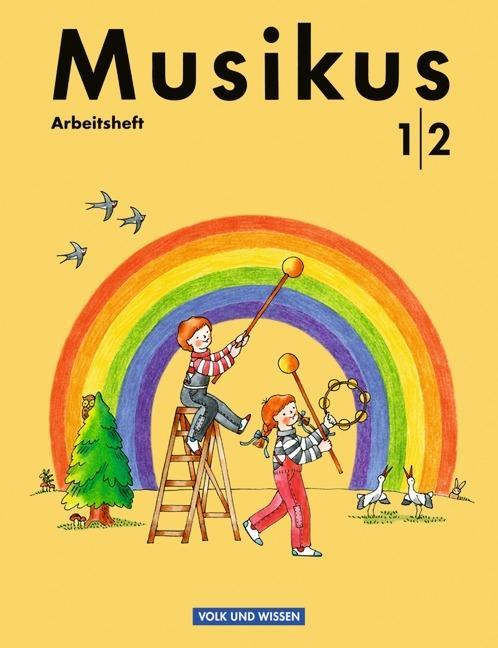 Musikus 1/2. Arbeitsheft als Buch