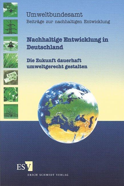 Nachhaltige Entwicklung in Deutschland als Buch