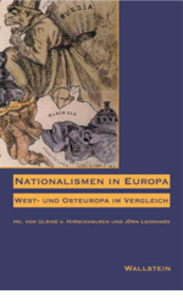 Nationalismen in Europa als Buch