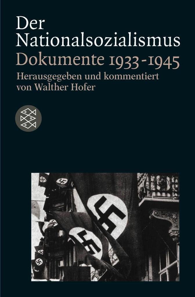 Der Nationalsozialismus als Taschenbuch