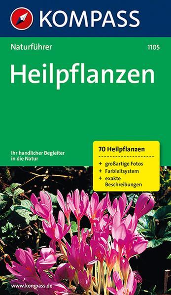 Naturführer Heilpflanzen als Buch