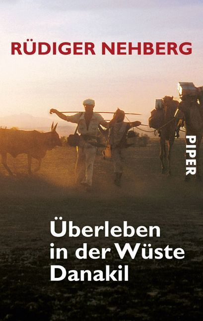 Überleben in der Wüste Danakil als Taschenbuch