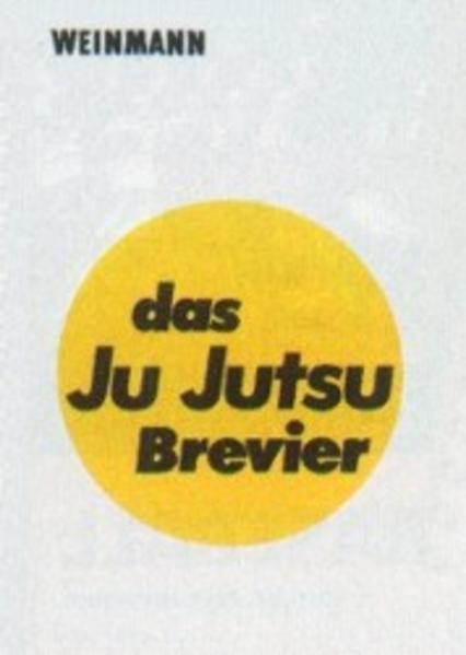 Das Ju-Jutsu Brevier als Buch
