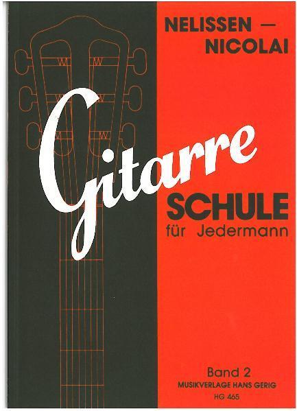 Gitarren-Schule für Jedermann 2 als Buch