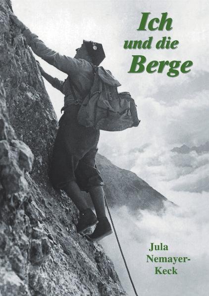 Ich und die Berge als Buch