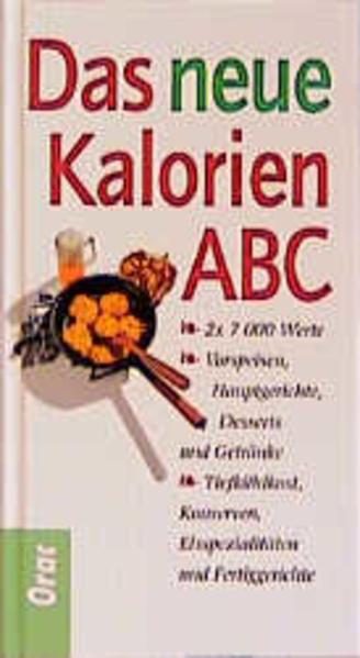 Das neue Kalorien ABC als Buch