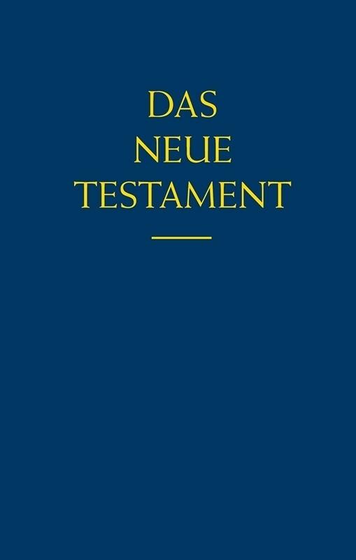 Das Neue Testament als Buch