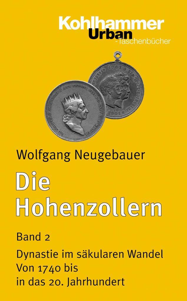 Die Hohenzollern 2 als Taschenbuch