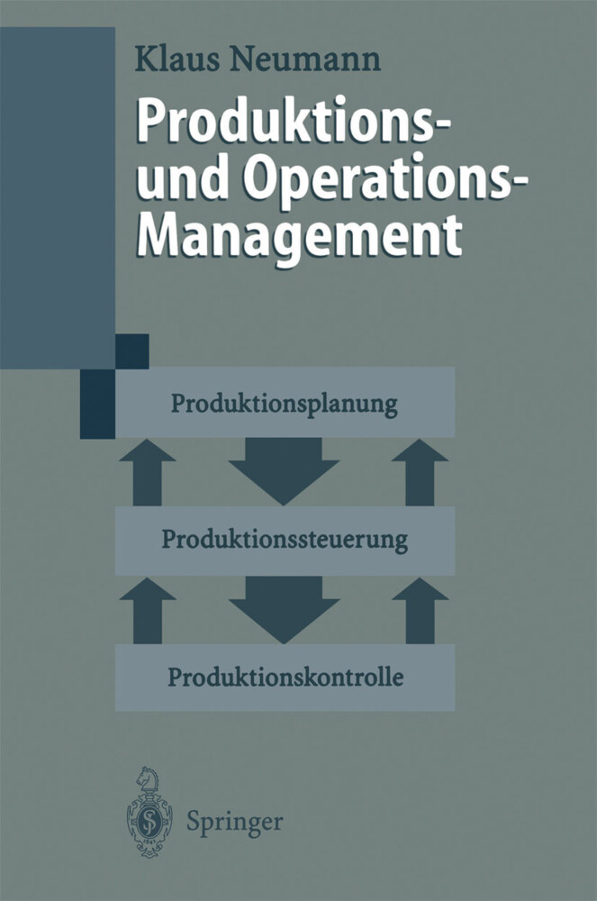 Produktions- und Operations-Management als Buch