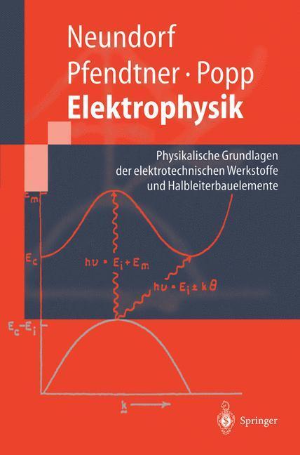 Elektrophysik als Buch