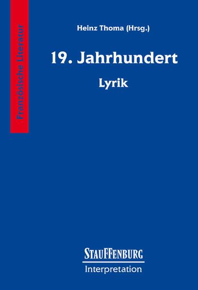 Neunzehntes (19.) Jahrhundert. Lyrik als Buch