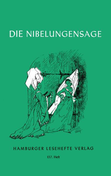 Die Nibelungen - Sage als Taschenbuch