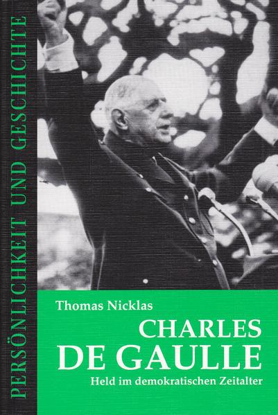 Charles de Gaulle als Buch