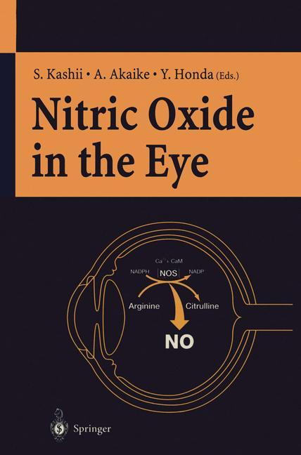 Nitric Oxide in the Eye als Buch