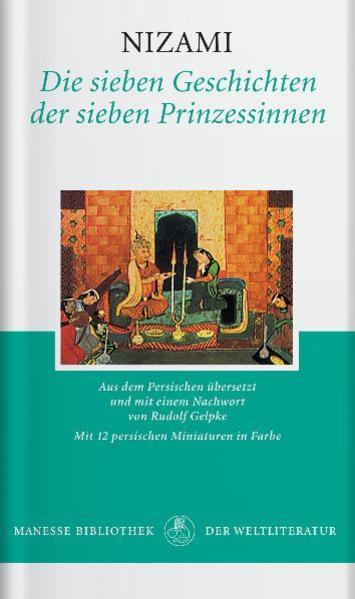 Die sieben Geschichten der sieben Prinzessinnen als Buch
