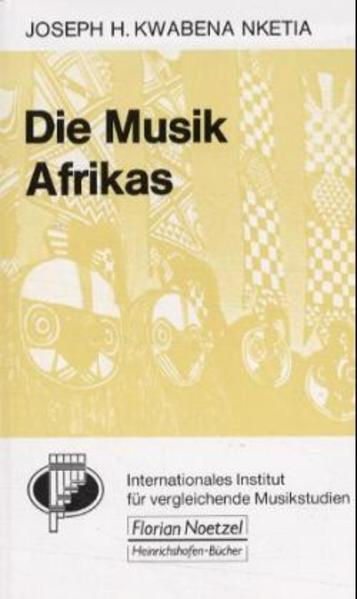 Die Musik Afrikas als Buch