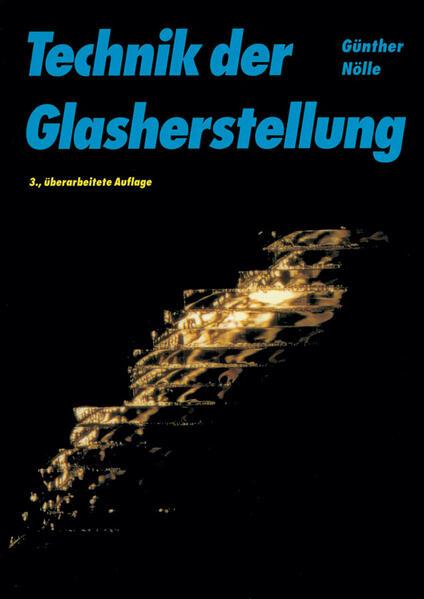 Technik der Glasherstellung als Buch