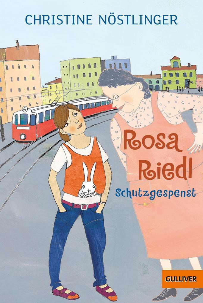 Rosa Riedl, Schutzgespenst als Taschenbuch
