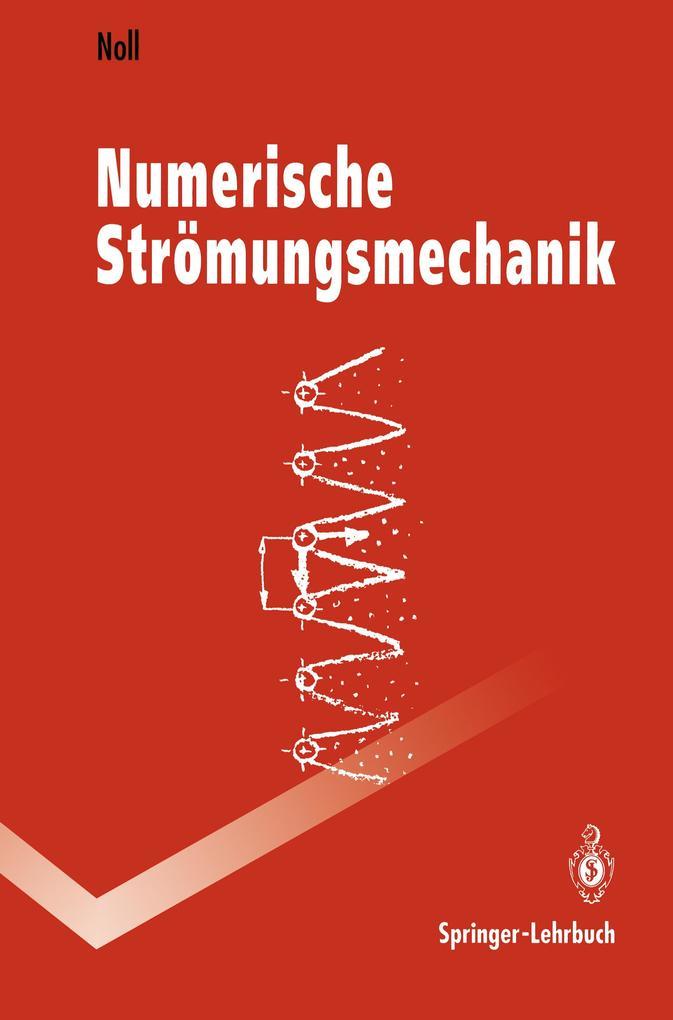 Numerische Strömungsmechanik als Buch