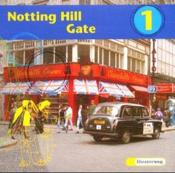Notting Hill Gate 1. Gesamtschule. Neubearbeitung. CD als Hörbuch