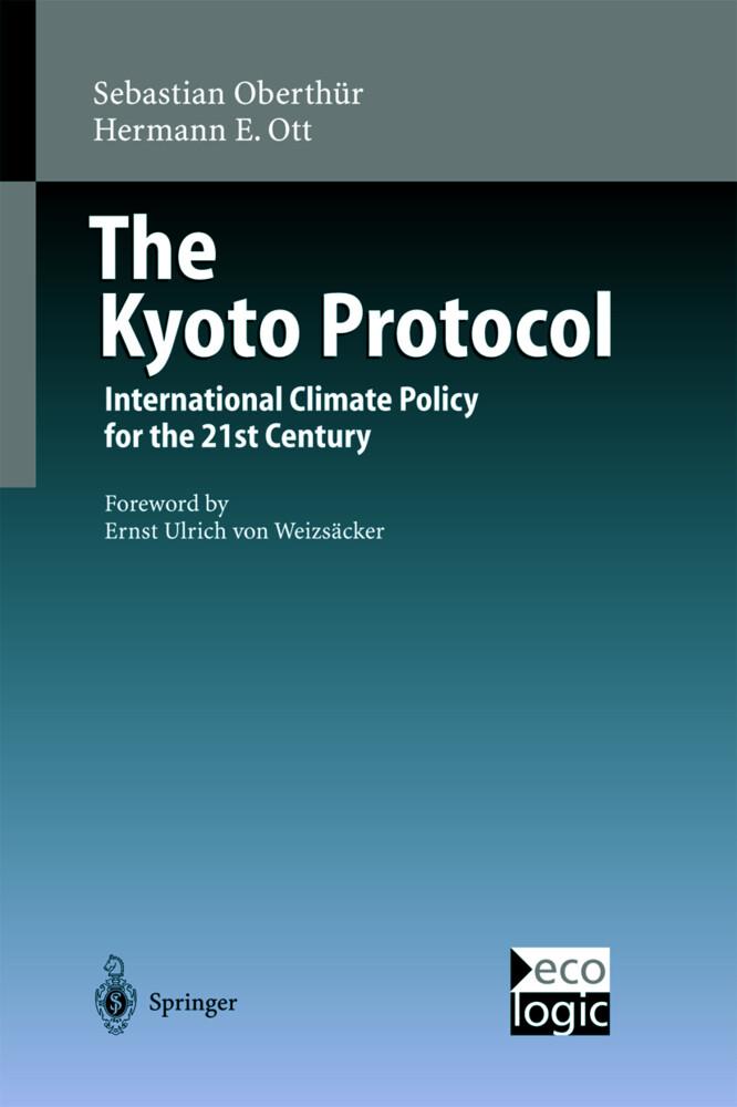 The Kyoto Protocol als Buch