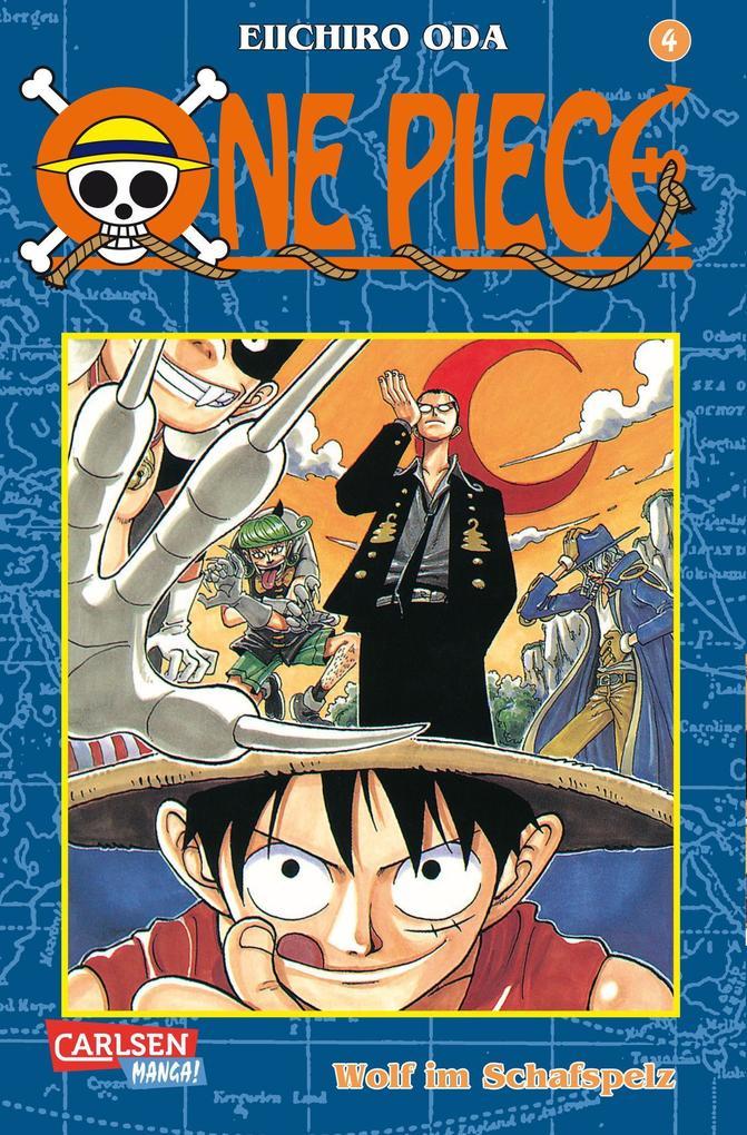 One Piece 04. Der Abhang als Buch