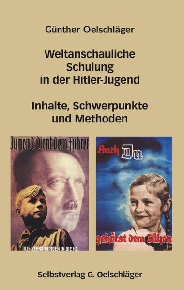 Weltanschauliche Schulung in der Hitler-Jugend als Buch