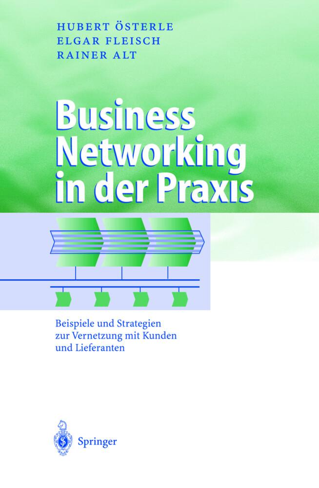 Business Networking in der Praxis als Buch