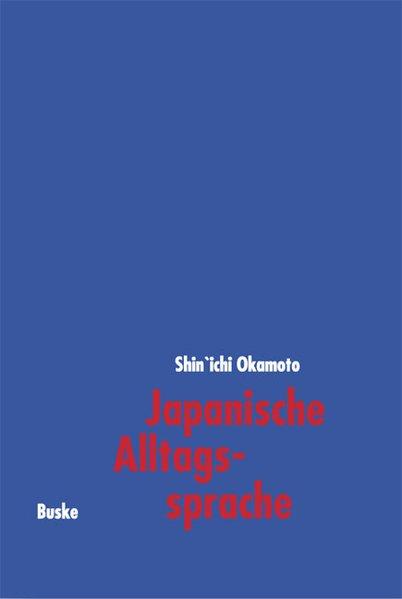 Japanische Alltagssprache als Buch
