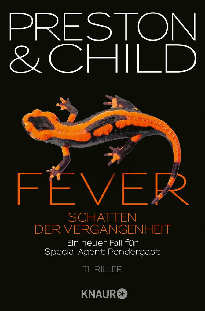 Fever - Schatten der Vergangenheit als eBook von Lincoln Child, Douglas Preston
