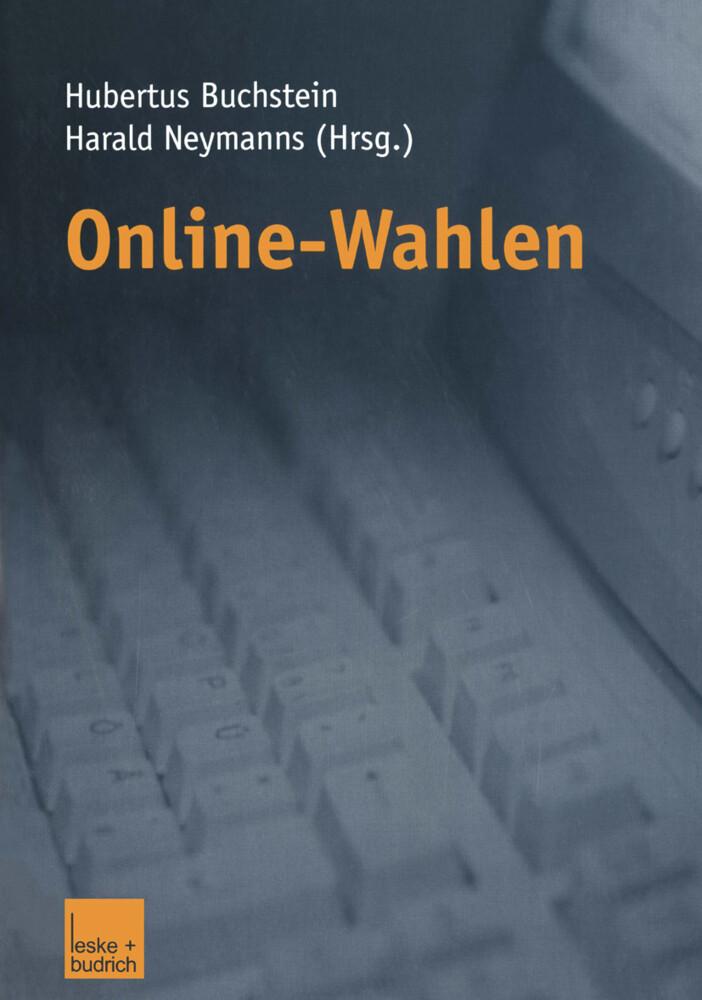 Online-Wahlen als Buch