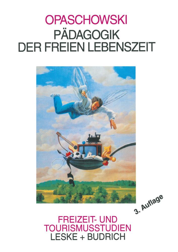 Pädagogik der freien Lebenszeit als Buch