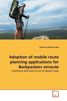 Adoption of mobile route planning applications ...