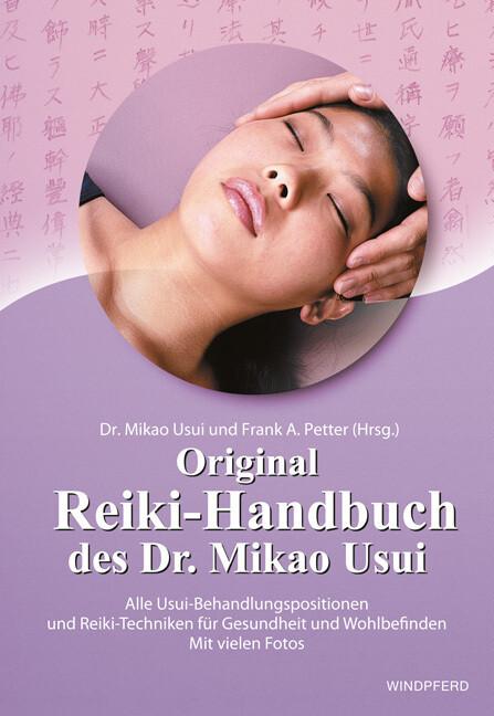 Original Reiki-Handbuch des Dr. Mikao Usui als Buch