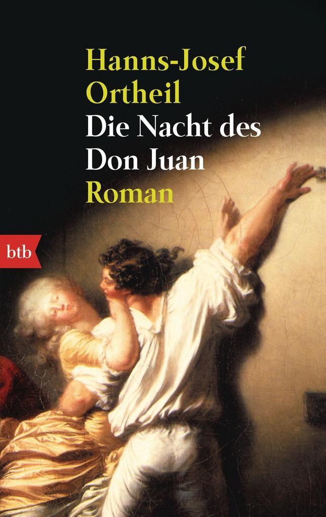 Die Nacht des Don Juan als Taschenbuch