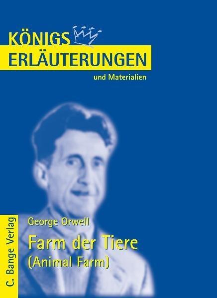 Farm der Tiere. Erläuterungen und Materialien als Taschenbuch