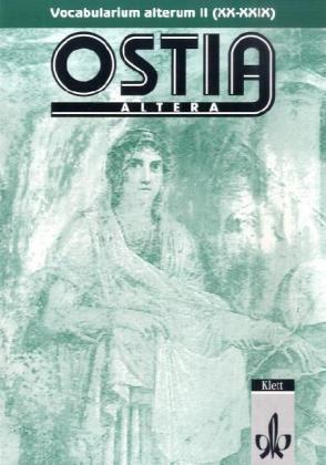 Ostia altera 1. Vocabularium alterum 2 als Buch