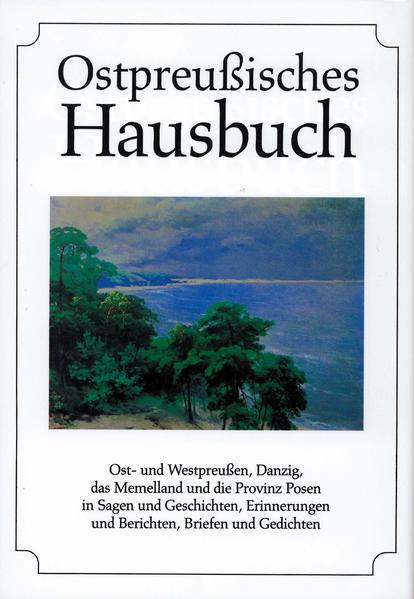 Ostpreußisches Hausbuch als Buch