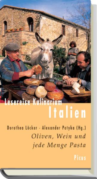 Lesereise Kulinarium Italien als Buch