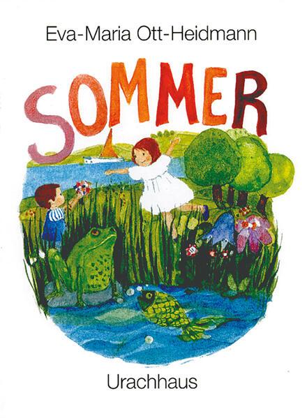 Sommer als Buch