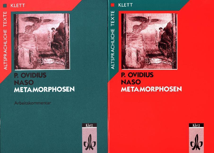 Metamorphosen als Buch