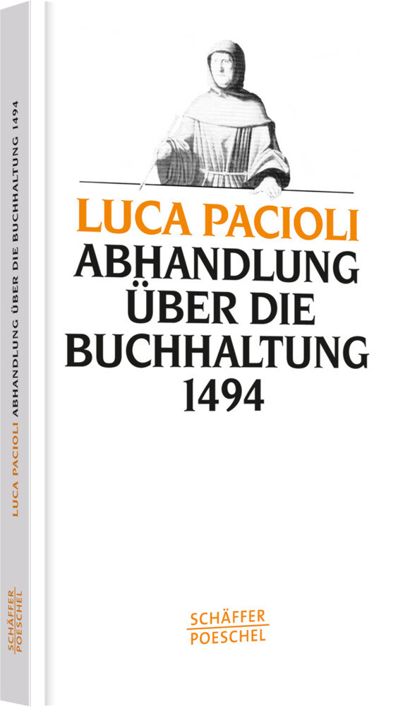Abhandlung über die Buchhaltung 1494 als Buch