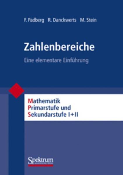 Zahlbereiche als Buch