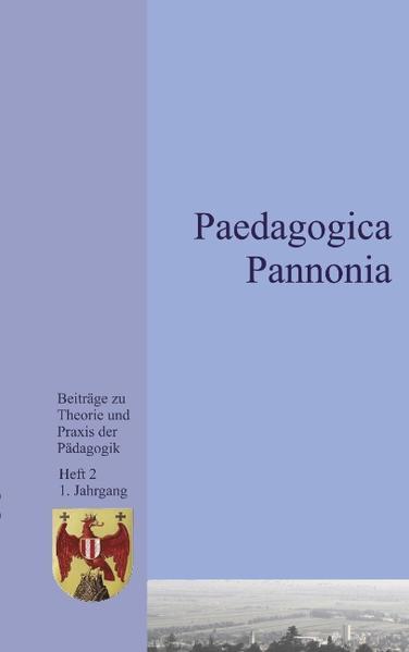 Paedagogica Pannonia Band II als Buch