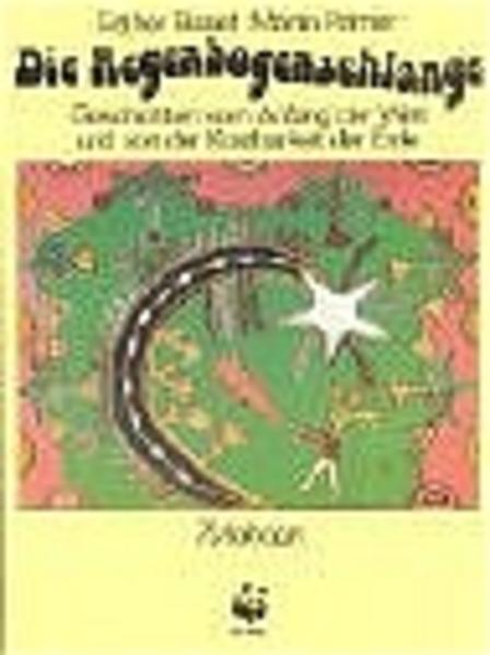 Die Regenbogenschlange als Buch