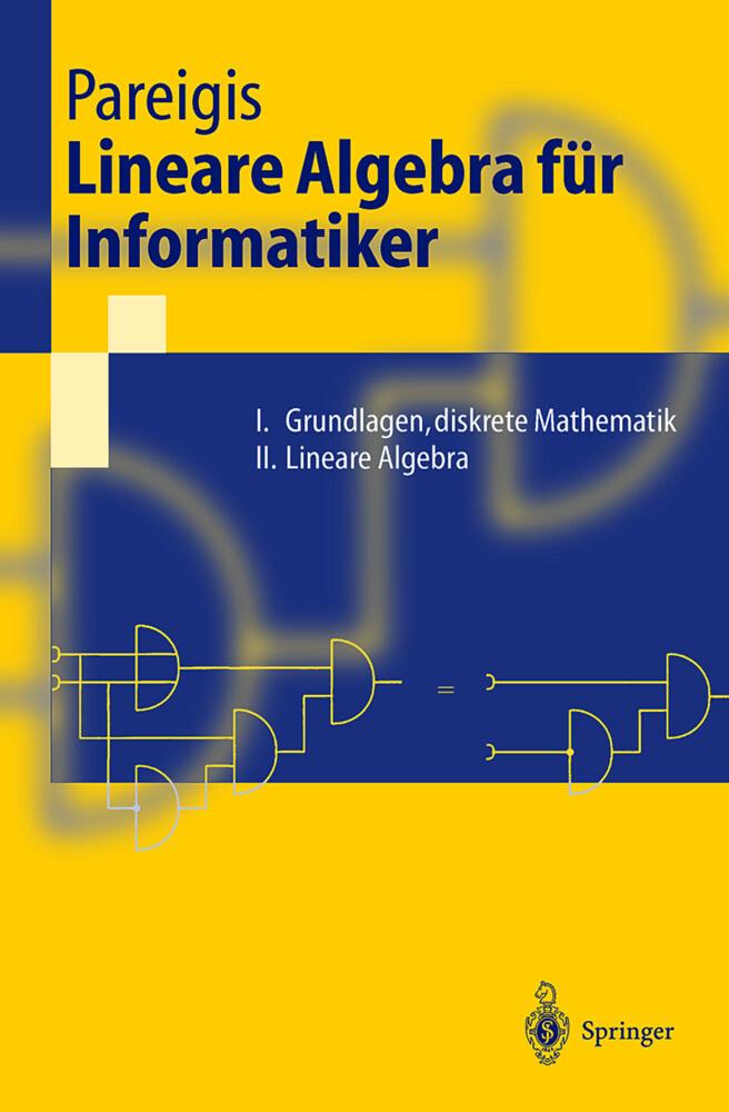 Lineare Algebra für Informatiker als Buch