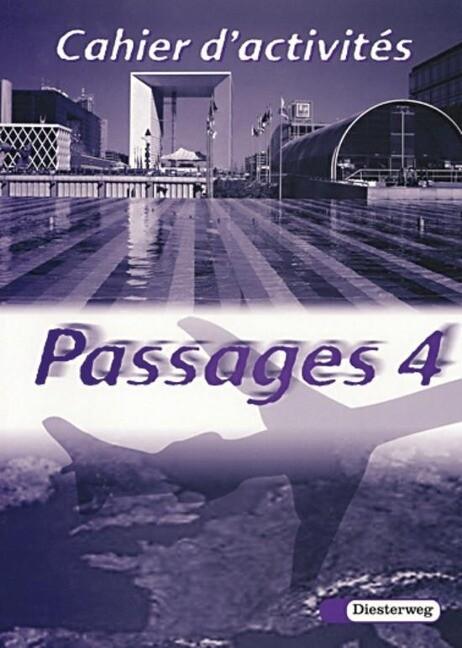 Passages. Cahier d'activités als Buch