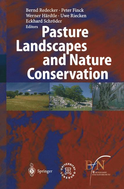 Pasture Landscapes and Nature Conservation als Buch