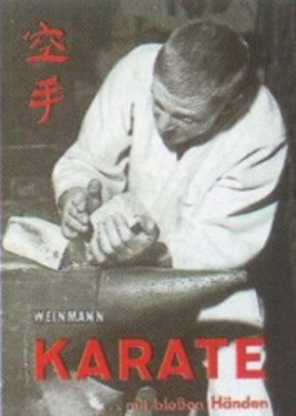Karate mit bloßen Händen als Buch