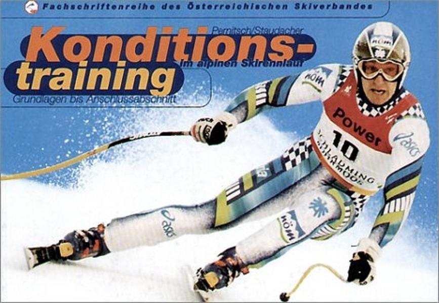 Konditionstraining im alpinen Skirennlauf als Buch